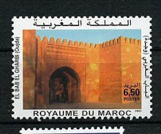 Roy. Maroc ** N° 1276 - El Bab El Gharbi à Oujda - Morocco (1956-...)