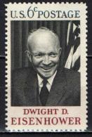 STATI UNITI - 1969 - DWIGHT D. EISENHOWER - VEDI LA SECONDA SCANSIONE - MNH - Stati Uniti
