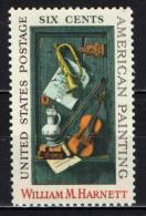 STATI UNITI - 1969 - OMAGGIO AL PITTORE W. M. HARNETT - MNH - Stati Uniti