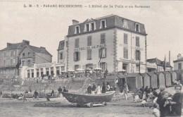 Paramé-Rochebonne L'Hôtel De La Paix Et Son Restaurant - Parame