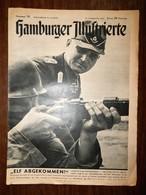 Hamburger Illustrierte, No. 34, Avgust 1943. German Army, WW2 - 1939-45