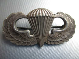 Brevet Parachutiste US 2eme Guerre - 1939-45