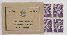 1932 MNH Booklet Mi 216  Sweden, Postfris - Boekjes