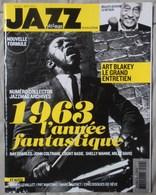 JAZZ MAGAZINE N° 652 ART BLAKEY PAT MARTINO MARC DUCRET DIDIER LEVALLET TRèS RARE & BON ETAT - Musique