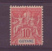 Guyane N°44** - French Guiana (1886-1949)