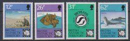 British Antarctic Territory 1991 Antarctic Treaty 4v ** Mnh (38484) - Brits Antarctisch Territorium  (BAT)