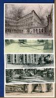 VATICANO - Cartoline Intero Postale - Partecipazione Alla  WIPA 1981 - Perfect Superbe - Lusso - 10 Cartoline - Filatelistische Tentoonstellingen