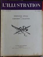 L'Illustration N° 5037 16 Septembre 1939 (réimpression) - Journaux - Quotidiens