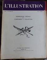 L'Illustration N° 5038 23 Septembre 1939 (réimpression) - Journaux - Quotidiens