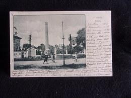 Viêt - Nam . Tonkin. Hanoï.Usine Electrique . Avant 1903 .Voir 2 Scans . - Viêt-Nam