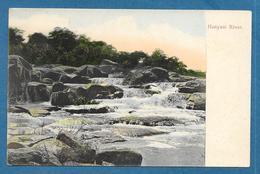 ZIMBABWE RHODESIA HUNYANI RIVER - Zimbabwe