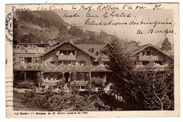 CPA  Leysin Canton De Vaud Suisse Clinique Du Docteur Rollier Ouverte En 1903 Le Chalet - VD Vaud
