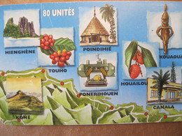 Télécarte De Nouvelle Calédonie - New Caledonia