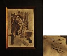 Dessin à La Plume XIXème - Drawings
