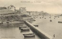 BELLE ILE EN MER PORT DE SAUZON - Belle Ile En Mer