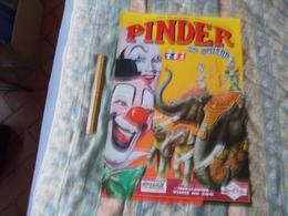 Affiche Cirque Pinder Jean Richard TF1 - Posters