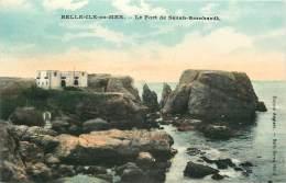 BELLE ILE EN MER LE FORT DE SARAH BERNHARDT - Belle Ile En Mer