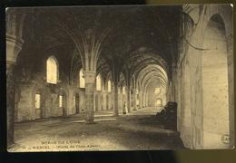 95 Val D'Oise Mériel Bords De L'Oise 16 Forêt De L'Isle Adam L'abbaye Du Val Les Anciens Dortoirs - Meriel