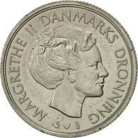 Monnaie, Danemark, Margrethe II, Krone, 1978, Copenhagen, TTB+, Copper-nickel - Denmark