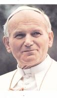 PAPE JEAN PAUL II - Texte Au Verso - Bonheur à Toi - Religion Catholique - Papes