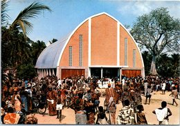 Afrique - COTONOU - Ste Cécile - Eglises D'Afrique - Benin