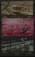 Egy UAR SET 164/166 O Flughafen Und Bahnhof Siehe Bild (GA/10 - Egypt