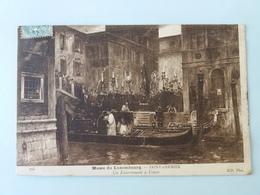 MUSEE DU LUXEMBOURG SAINT GERMIER UN ENTERREMENT A VEVISE - Peintures & Tableaux