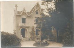 CPA Photo Architecture Maison La Villa ST SAINT JACQUES - A Identifier