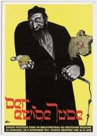 """DR, 1937, """" Der Ewige Jude """" , Farbig ,  #a307 - Briefe U. Dokumente"""