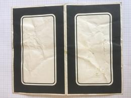 18E - Lettre Faire Part Eugene Pirart Né Ottignies Dcd Gilly 1965 - Obituary Notices