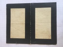 18E - Lettre Faire Part  Luc Sermeus Dcd Barbancon 1949 - Obituary Notices