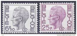 BELGIË - OBP - 1976 - S 74/75 - MNH** - Dienstpost