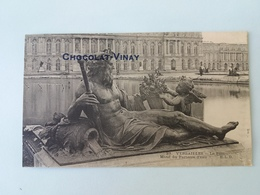 VERSAILLES  MOTIF DU PARTERRE PUBLICITE CHOCOLAT VINAY - Advertising