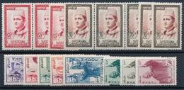 BS-431: MAROC: Lot** Avec N°367(3)-368(5)-369/373-374/376 - Morocco (1956-...)