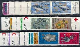 BS-433: MAROC: Lot** Avec Têtes- Bêches**507A(2)-514A/516A-523A/524A-587A-617A-638A-683A-708A-424A - Marokko (1956-...)
