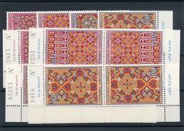 BS-437: MAROC: Lot** Avec N°561/564 + Les 4 Têtes-bêches - Morocco (1956-...)