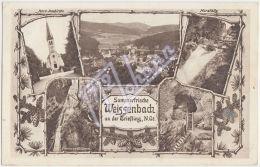 AK AUSTRIA A-0079 WEISSENBACH A.d. Triesting - Sommerfrische Weissenbach A.d. Triesting, N.Oe. - Otros