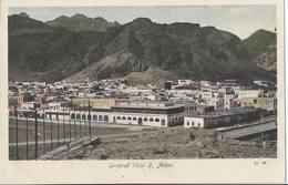 General View - Aden - HP1277 - Yemen