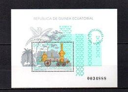 Guinea Ecuatorial  1991  .-   Y&T  Nº    2   Block - Equatorial Guinea