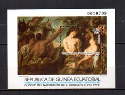 Guinea Ecuatorial  1993  .-   Y&T  Nº    6   Block - Equatorial Guinea