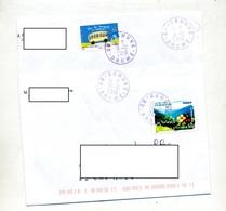 Lettre Cachet Sahune - Marcophilie (Lettres)