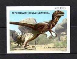 Guinea Ecuatorial  1994  .-   Y&T  Nº    7   Block - Equatorial Guinea