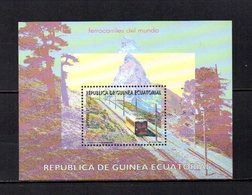 Guinea Ecuatorial  1995  .-   Y&T  Nº    8   Block - Equatorial Guinea