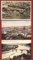 Basel 3 Karten 2 Scan - BS Basel-Stadt
