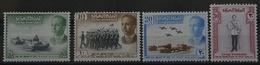Irak SET 213/216 ** Tag Der Armee Aus 1958   Siehe Bild (GA/10 - Iraq