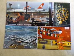 AIRPORT / FLUGHAFEN / AEROPORT    ZURICH KLOTEN - Aerodromi