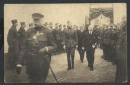 +++ CPA - Famille Royale Belge - Anniversaire Du C.M.B. - Arrivée De S.A.R. Le Prince Leopold - 1920 - Nels  // - Familles Royales