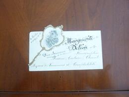 CARTON PRIX  SPECIAUX STENOGRAPHIE COUTURE CHANT DEVOIR DE VACANCES ET COMPTABILITE 1901 MANUSCRIT - Diploma & School Reports