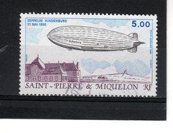 St Pierre & Miquelon--N° PA 66-- Zeppelin - St.Pierre & Miquelon