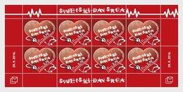 Bosnia And Herzegovina 2016 Sheetlets - World Heart Day - Bosnia And Herzegovina